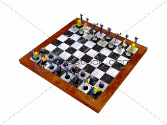 Business chessboard vol 5