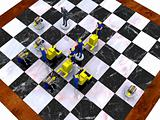 Business chessboard vol 1