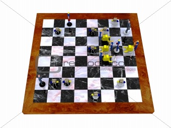 Business chessboard vol 2