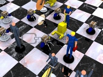 Business chessboard vol 3