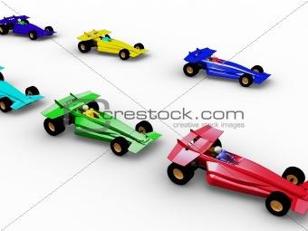 F1 car vol 2
