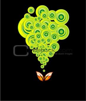 Go Green Environment Card