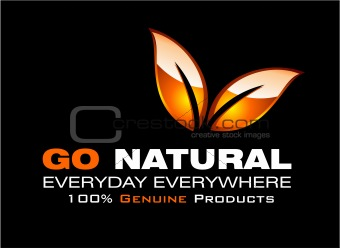 Go Natural Card