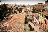 Perugia Cityscape. Italy.