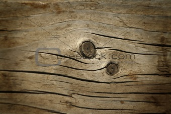 Old Wooden Texture / background