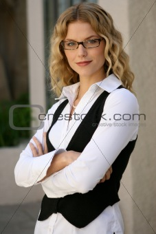 Business Woman - (IMG_2580)