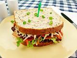 Jumbo Salad Sandwich