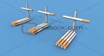 cigarette graves