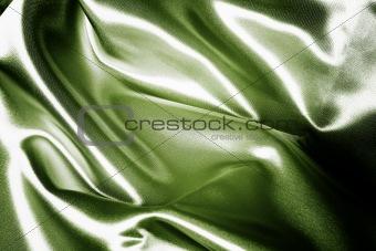 Green blanket