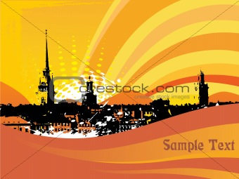 abstract background with place for text, design26