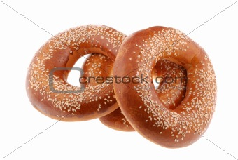 three bagel