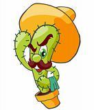Mexican restaurant mascot