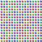 flowers and shadows pattern