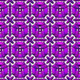 violet lace pattern