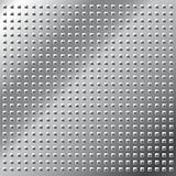 Metal background texture with small pyramid pattern