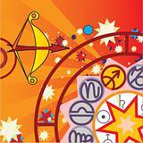 sagittarius - fire zodiac sign