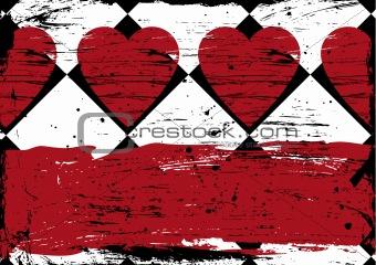 Grunge heart 2