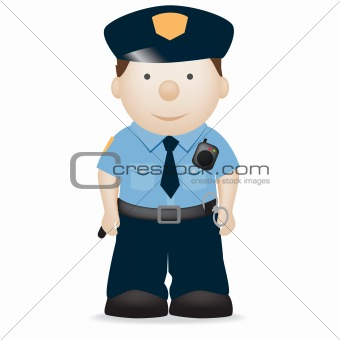 american police officer