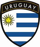 uruguay  flag