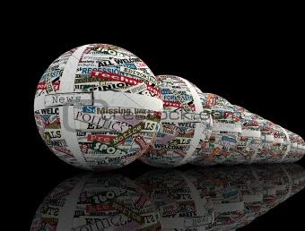 news globe series