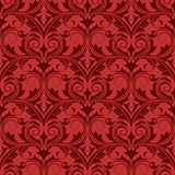 Red seamless wallpaper