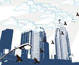 vectorial city design