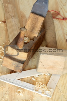Carpenter's still life