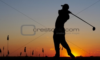 golfer