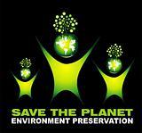Environment Saving  background