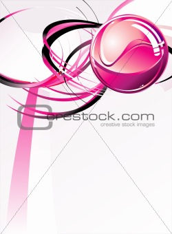 Business Colorful card template