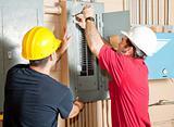 Electrician Teamwork