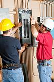 Electrical Breaker Panel Repair