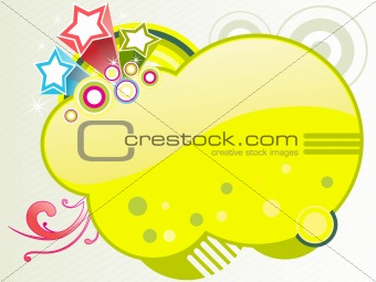 abstract modern artwork background