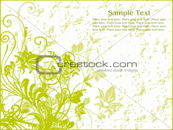 abstract element design vector