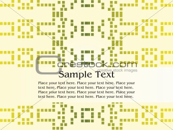 abstract pattern tile background