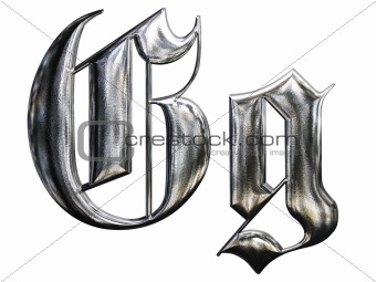 German Gothic Typography | RM.