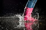 thrill of a puddle jump