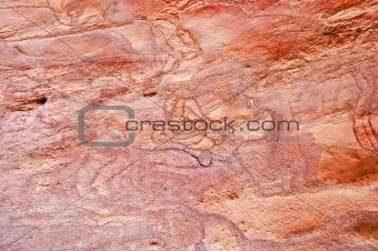 Art of Nature: Colored Canyon, Sinai