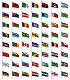 World Flags Set 1 of 4