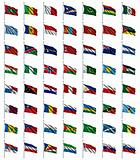 World Flags Set 3 of 4