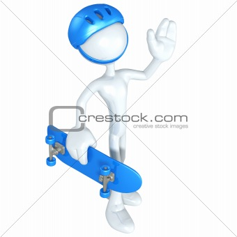 3D Skateboarding