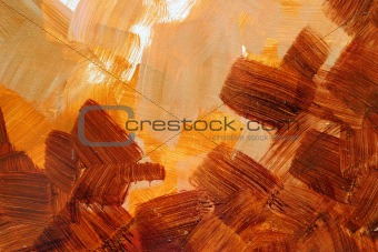 Painted Background Texture