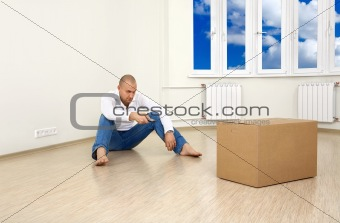 A move-in
