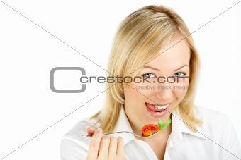 Appetizing lettuce!