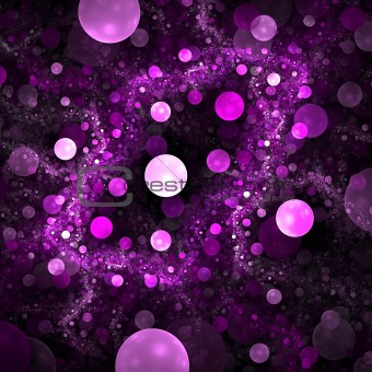 Abstract background. Purple - black palette.