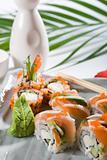 japanese sushi food