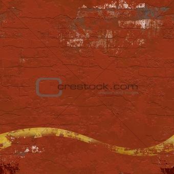 grunge brick wall