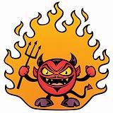 Fat Devil Character