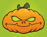 Pumpkin Head Monster
