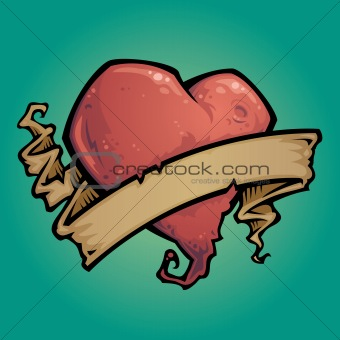 Tattoo Heart Design